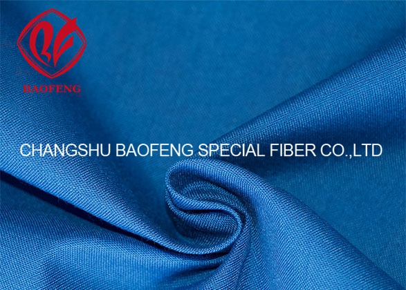 FR/modacrylic/antistatic fabric