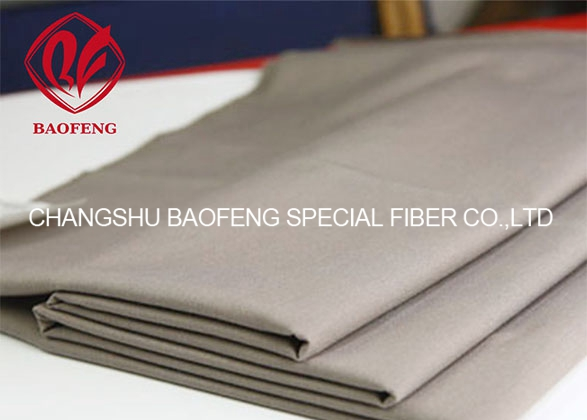 50/50 Lenzing/Aramid blended fabric